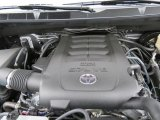 2013 Toyota Tundra CrewMax 4x4 5.7 Liter Flex-Fuel DOHC 32-Valve Dual VVT-i V8 Engine