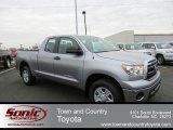 2013 Silver Sky Metallic Toyota Tundra Double Cab #74039917