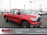 2013 Barcelona Red Metallic Toyota Tundra Double Cab #74039916