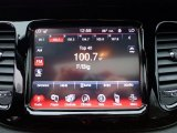 2013 Dodge Dart Limited Audio System