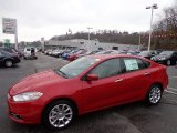 2013 Redline 2-Coat Pearl Dodge Dart Limited #74039811