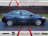 2013 Maximum Steel Metallic Dodge Dart Limited #74039340
