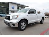 2007 Super White Toyota Tundra SR5 Regular Cab #74039806