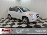 2012 Blizzard White Pearl Toyota RAV4 V6 Limited #74095737