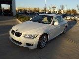 2013 Alpine White BMW 3 Series 335i Convertible #74095606