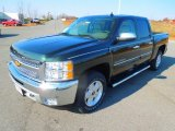 2013 Fairway Metallic Chevrolet Silverado 1500 LT Crew Cab #74095846