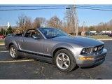 2006 Ford Mustang Tungsten Grey Metallic