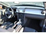 2006 Ford Mustang V6 Premium Convertible Dashboard