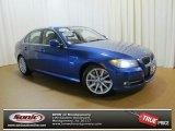 2009 Montego Blue Metallic BMW 3 Series 335i Sedan #74095584