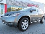 2007 Platinum Pearl Matallic Nissan Murano SL #74095583