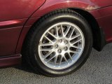 Subaru Legacy 2001 Wheels and Tires