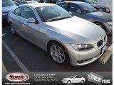2009 Titanium Silver Metallic BMW 3 Series 328i Coupe #74095571