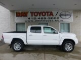 2013 Toyota Tacoma V6 Limited Double Cab 4x4 Data, Info and Specs