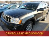 2006 Light Graystone Pearl Jeep Grand Cherokee Limited 4x4 #74095810