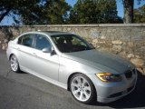 2006 Titanium Silver Metallic BMW 3 Series 330i Sedan #734151