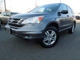 2010 Polished Metal Metallic Honda CR-V EX #74095793