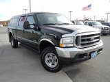 2003 Black Ford F250 Super Duty Lariat Crew Cab 4x4 #74095781