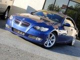 2007 Montego Blue Metallic BMW 3 Series 335i Coupe #74095521
