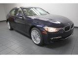 2013 Imperial Blue Metallic BMW 3 Series 328i Sedan #74095660