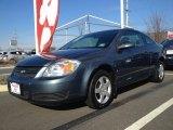 2007 Blue Granite Metallic Chevrolet Cobalt LT Coupe #74095912