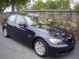 2006 Monaco Blue Metallic BMW 3 Series 325i Sedan #734150