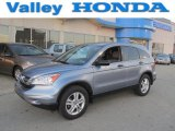 2010 Glacier Blue Metallic Honda CR-V EX AWD #74095264