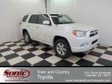 2013 Blizzard White Pearl Toyota 4Runner SR5 4x4 #74095753