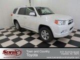2013 Blizzard White Pearl Toyota 4Runner SR5 4x4 #74095751