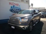 2012 Magnetic Gray Metallic Toyota Tundra Texas Edition CrewMax 4x4 #74095383