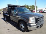 2006 Ford F350 Super Duty XL Regular Cab 4x4 Dump Truck Data, Info and Specs