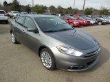Tungsten Metallic Dodge Dart in 2013