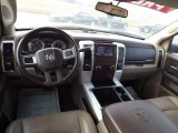 2010 Dodge Ram 3500 Laramie Mega Cab 4x4 Dually Dark Slate/Medium Graystone Interior