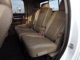 2010 Dodge Ram 3500 Laramie Mega Cab 4x4 Dually Rear Seat