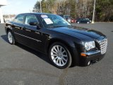 2008 Brilliant Black Crystal Pearl Chrysler 300 C HEMI #74157356