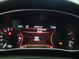 2013 Dodge Dart Limited Gauges