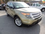 2013 Ginger Ale Metallic Ford Explorer XLT #74157204
