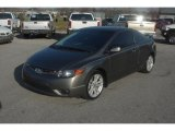 2006 Galaxy Gray Metallic Honda Civic Si Coupe #74157345