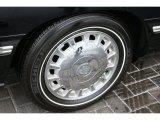 1997 Cadillac DeVille Sedan Wheel