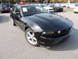 2011 Ebony Black Ford Mustang GT Coupe #74157203