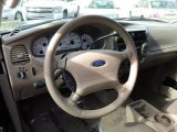 2003 Ford Explorer Sport XLT Steering Wheel