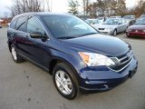 2010 Royal Blue Pearl Honda CR-V EX AWD #74157600