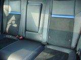 2012 Dodge Challenger SRT8 392 Rear Seat