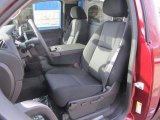 2013 Chevrolet Silverado 1500 LT Regular Cab 4x4 Ebony Interior