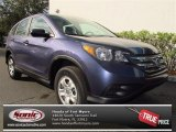 2013 Twilight Blue Metallic Honda CR-V LX #74156653