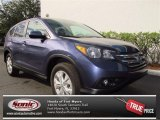 2013 Twilight Blue Metallic Honda CR-V EX #74156652