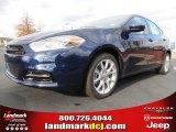 2013 True Blue Pearl Coat Dodge Dart SXT #74157034