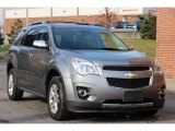 2012 Graystone Metallic Chevrolet Equinox LTZ AWD #74157447