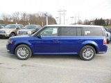 2013 Ford Flex Deep Impact Blue Metallic