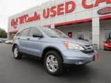 2011 Glacier Blue Metallic Honda CR-V EX #74156906