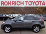 2011 Polished Metal Metallic Honda CR-V SE 4WD #74157562